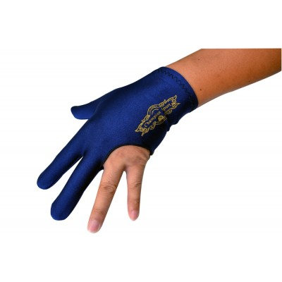 Champion Sport  Left Handed Billiards Dark Blue Glove