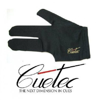 Cuetec Black Left Hand Glove