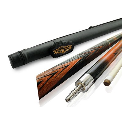 Champion Sport Orange Spider Pool Cue, model: SP-G orange