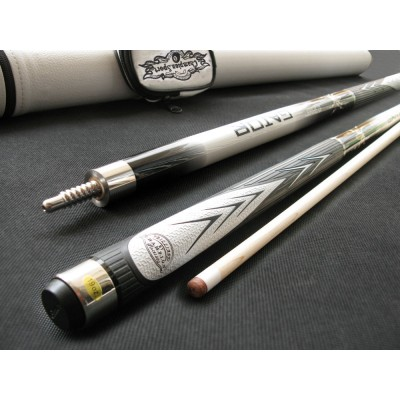 Champion Sport White Spider Pool Cue-Model: SP-G White