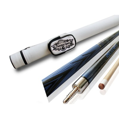 Champion Sport Blue Spider Pool Cue, Model: SP-G Blue